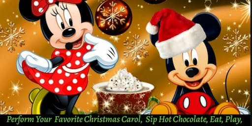 Breakfast and Holiday Photos With Mr. and Mrs. Mickey and Minnie Claus!