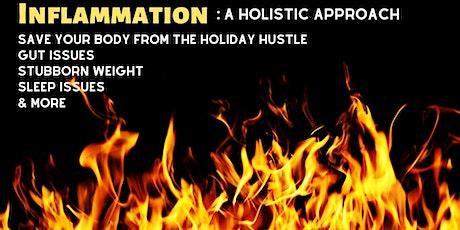 Gut, Stress & Inflammation: A Holistic Approach tickets