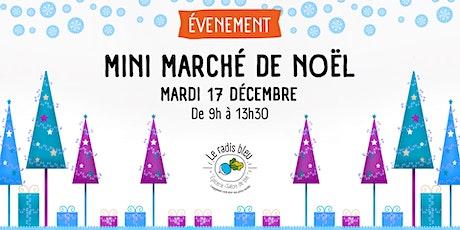 Mini marché de Noël tickets