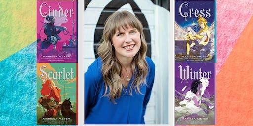 Marissa Meyer at Best of Books!