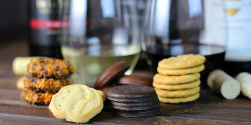 Champagne, Cookies, & Causes