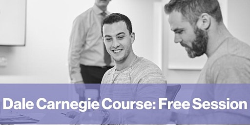 Dale Carnegie Skills for Success: Free Introductory Session