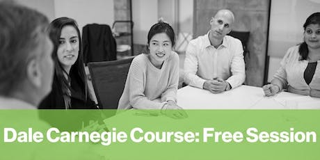 Dale Carnegie Skills for Success: Free Introductory Session tickets
