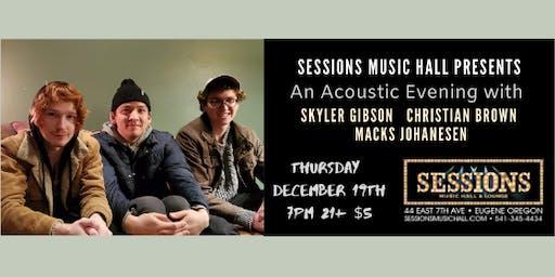 Acoustic Locals