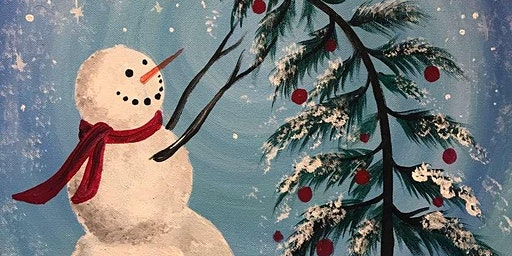 Winter Wishes Paint Party