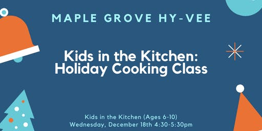 Kids in the Kitchen: Happy Holidays