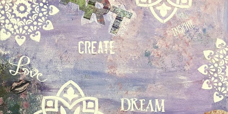 Creative Night Out: Wine & Canvas tickets
