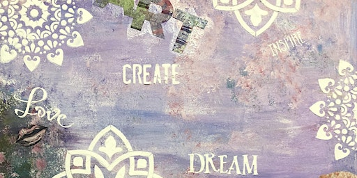 Creative Night Out: Wine & Canvas