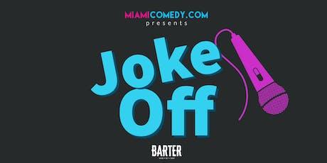 Barter Comedy Night: Joke Off Edition tickets