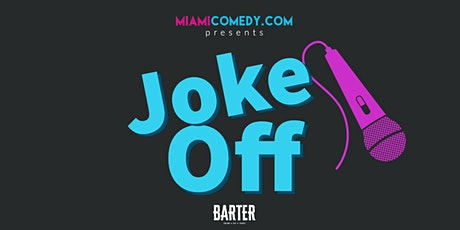 Barter Comedy Night: Joke Off Edition tickets