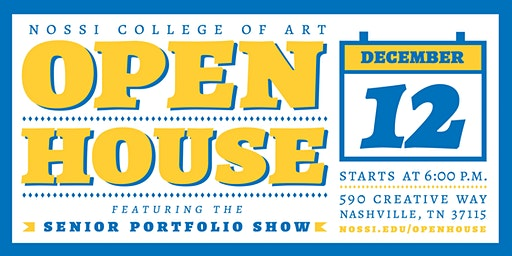 Nossi College Open House