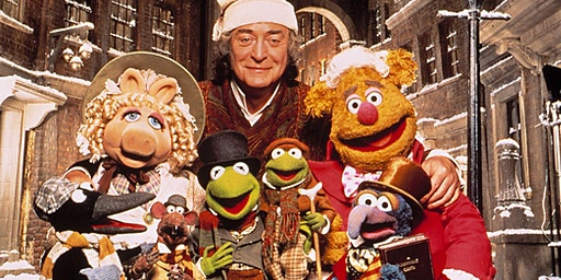 Sunset Park Kids' Cinema Club — The Muppet Christmas Carol