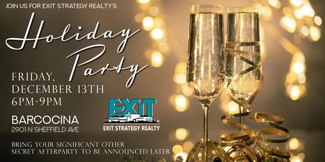 EXIT Strategy Realty Holiday Party tickets