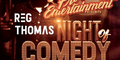 Fresh Entertainment Present A Night of Comedy