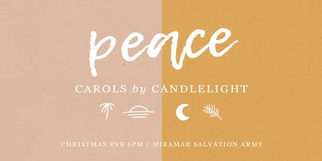 Carols by Candlelight - Miramar - 24 December tickets