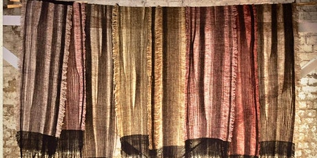 Work the Warp Weaving (Saori + Railreed, Stepping Reed, Comb Reed etc) tickets