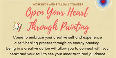Open Your Heart Through Painting