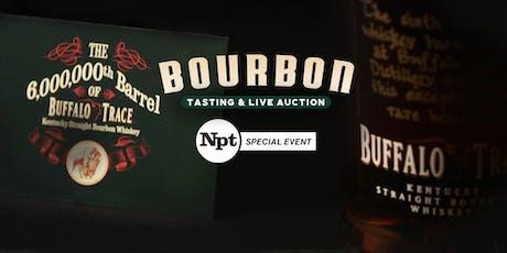 NPT's Buffalo Trace/Six Millionth Barrel Auction & Tasting Event tickets