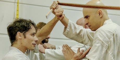 Brighton LGBT Jujitsu taster session tickets