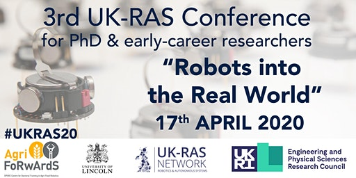UK-RAS Conference on 'Robots into the Real World'