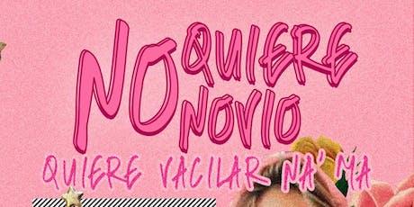 Vandalo Wynwood Presents No Quiere Novio tickets