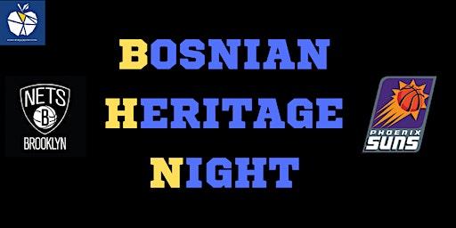 BHFF's Second Annual Bosnian Heritage Night (BHN)