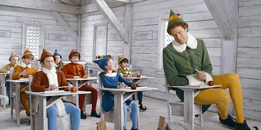 Sunset Park Kids' Cinema Club — Elf