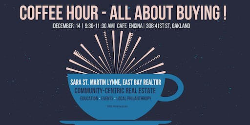 Coffee Hour - All About Buying!