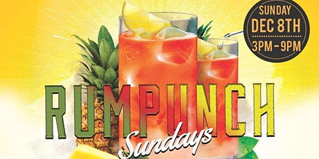 Rum Punch Sundays tickets