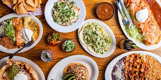 3 Course Authentic Mexican Food Class