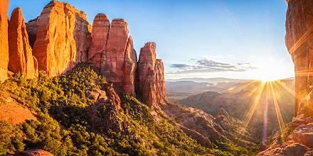 Women's Spiritual Retreat with Psychic/Medium Kelli Miller in Sedona!