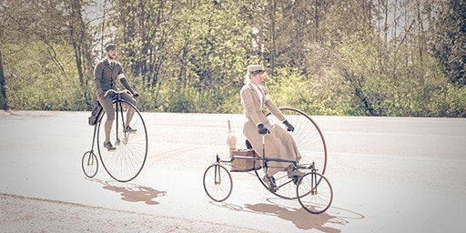6th Annual Dandy Daffodil Tweed Ride