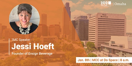 1 Million Cups with Jessi  Hoeft, Ensign Beverage tickets