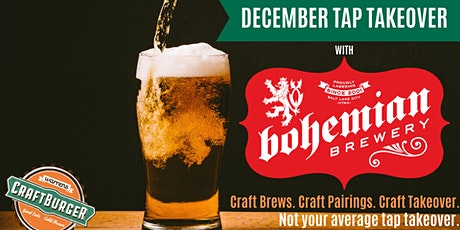 Bohemian Tap Takeover tickets