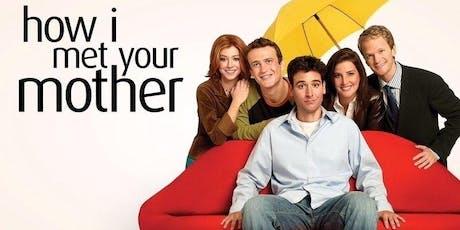 How I Met Your Mother Trivia 1.2 tickets