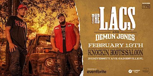 The LACS w/ DEMUN JONES- Gainesville