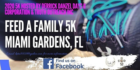 FEED A FAMILY 5K RUN/WALK tickets
