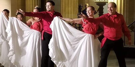 Ritmo y Raza Dance Class: All Ages tickets