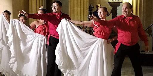 Ritmo y Raza Dance Class: All Ages
