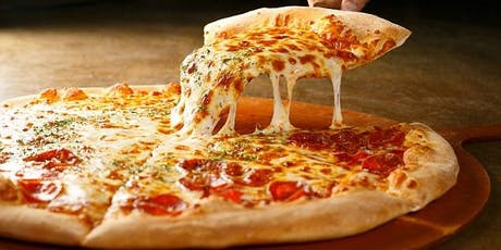 Pizza and Politics with Neil Jameson! tickets