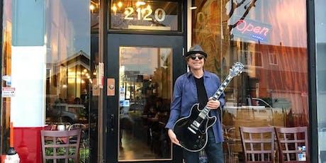 Jazz Guitar with Markus at the new La Tarantella Osteria Italiana LongBeach tickets
