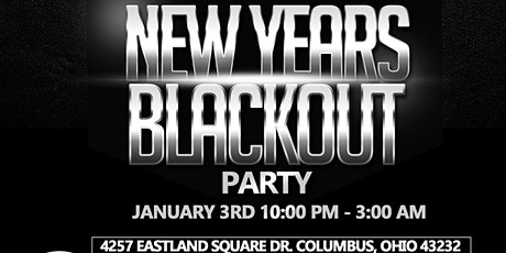 New Years Blackout Party  tickets