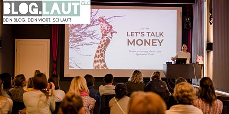 BLOG.LAUT 2020 - Blogger-Konferenz Tickets
