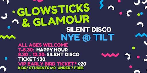 NYE - Silent Disco at Tilt
