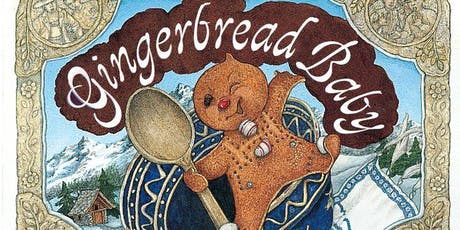 Storytime Explorers for Home Childcare Providers - Gingerbread Baby tickets