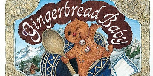 Storytime Explorers for Home Childcare Providers - Gingerbread Baby