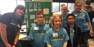 Kids Coding for A Cause @ Pine Point School
