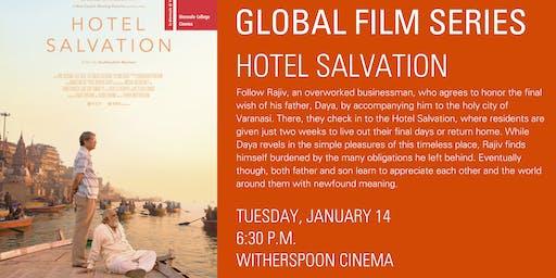 Global Film Series: Hotel Salvation