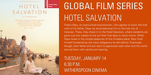 Global Film Series: Hotel Salvation