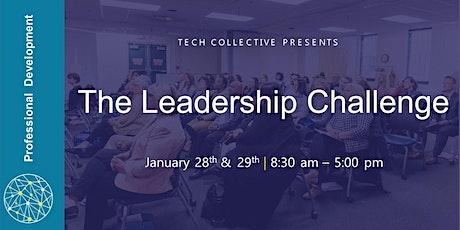 The Leadership Challenge Workshop tickets